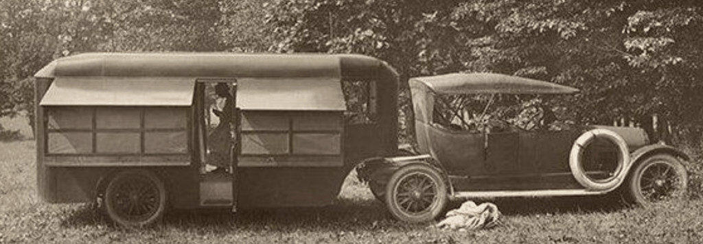 Travel Trailer By Curtiss