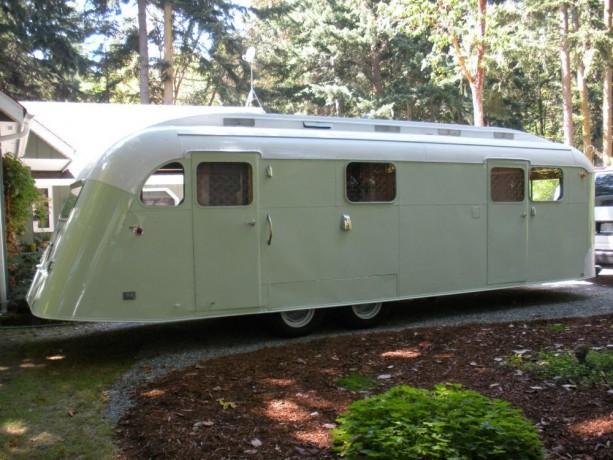 Westcraft sequoia exterior