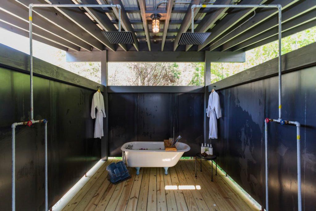 1949 spartan bath house