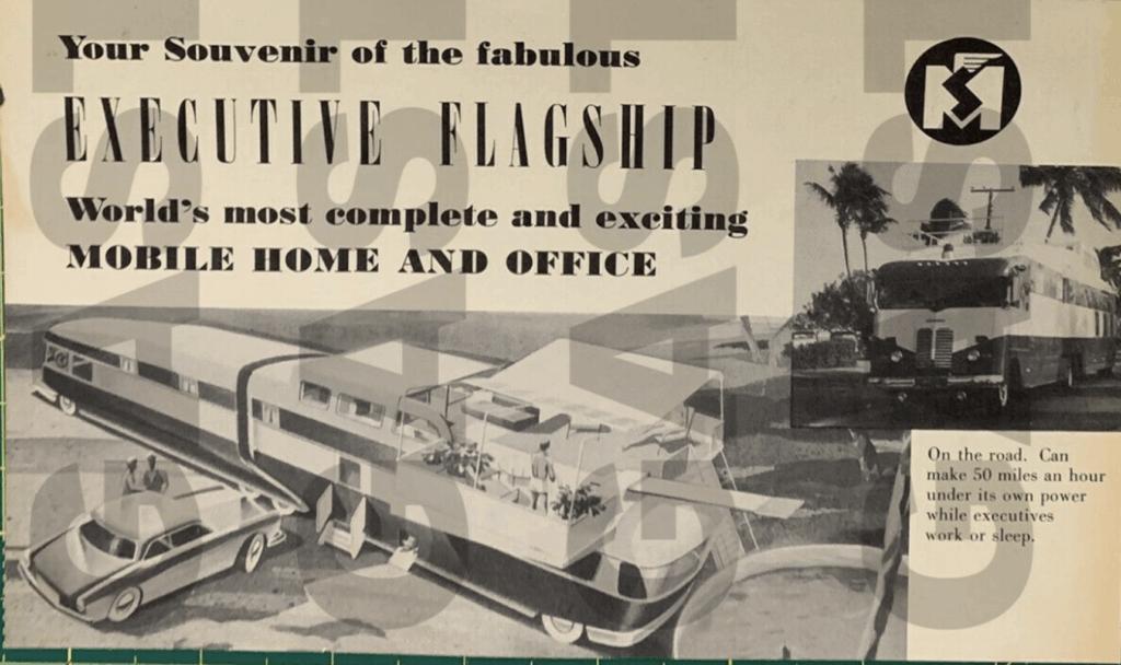 Executive flagship