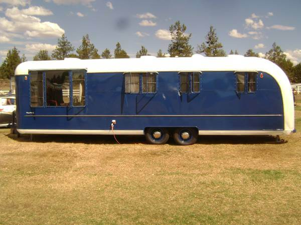 Vintage Mobile Home Series: 1953 Vagabond Trailer | Mobile