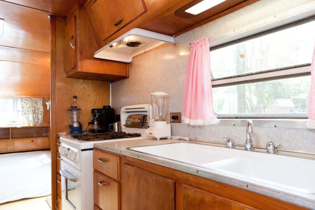 1953 spartanette kitchen