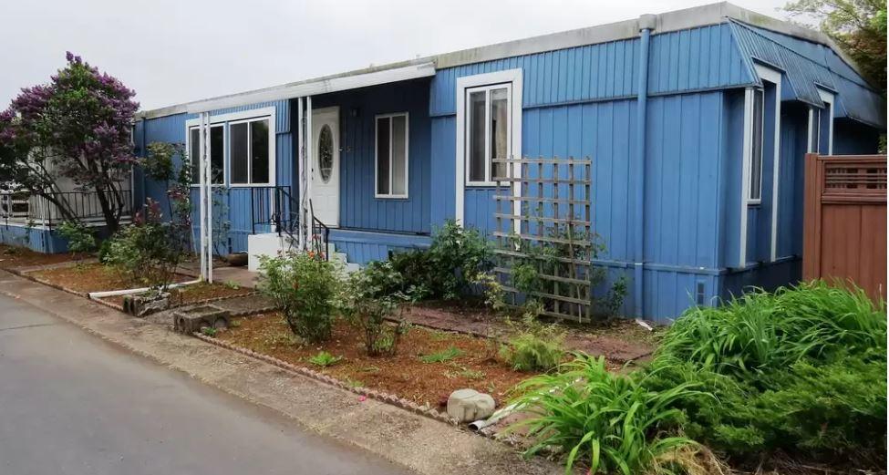 1960s mobile home for sale oregon