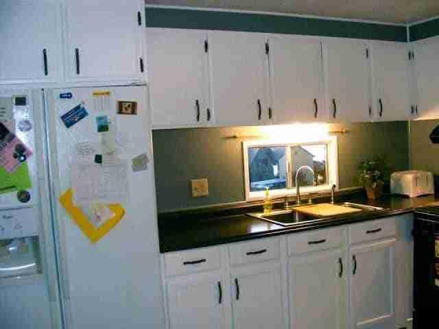 1971 Single Wide Kitchen Remodel 2