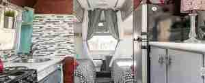 1976 Argosy Airstream Camper Remodel (Interior updates)