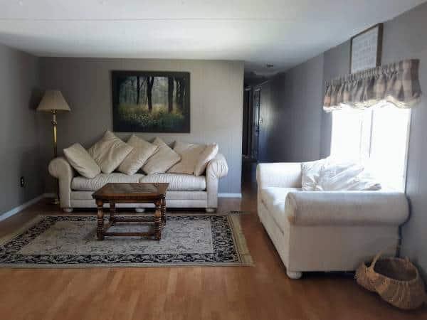 1977 Living Room