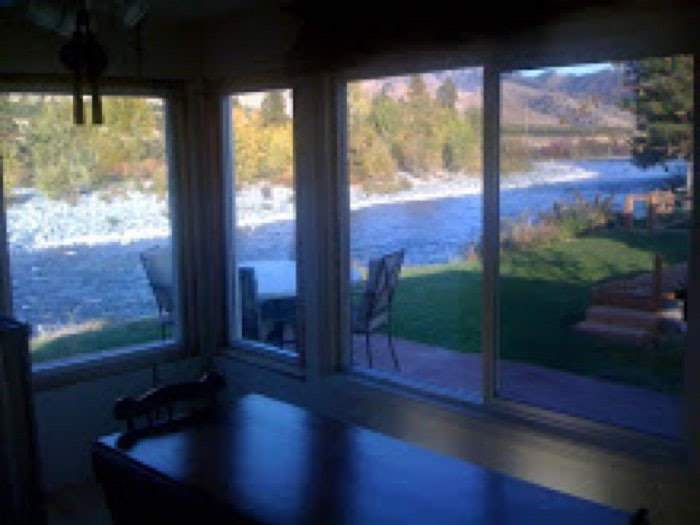 1978 Mobile Home Remodel Kitchen Window After