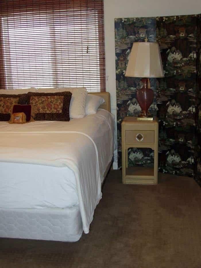 1978 Mobile Home Remodel Master Bedroom After 1