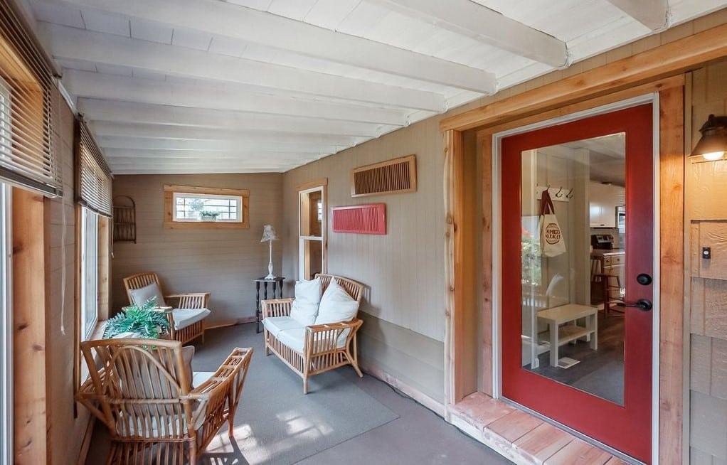 Double Wide Sun Porch