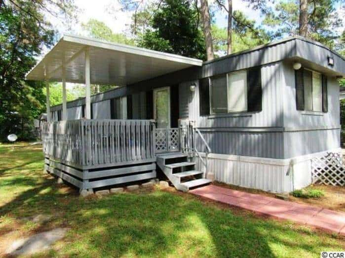 Classic Mobile Home Models - Fleetwood Festival is a Favorite 1