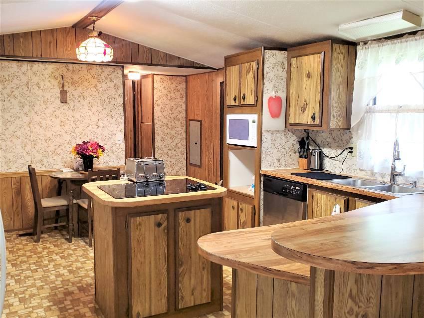 1984 charming single wide kitchen