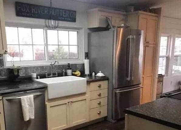 Double Wide Mobile Home Remodel