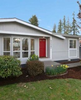 1984 Remodeled Double Wide Mobile Home 53047 NW Olepha Dr, Scappoose, OR 00003