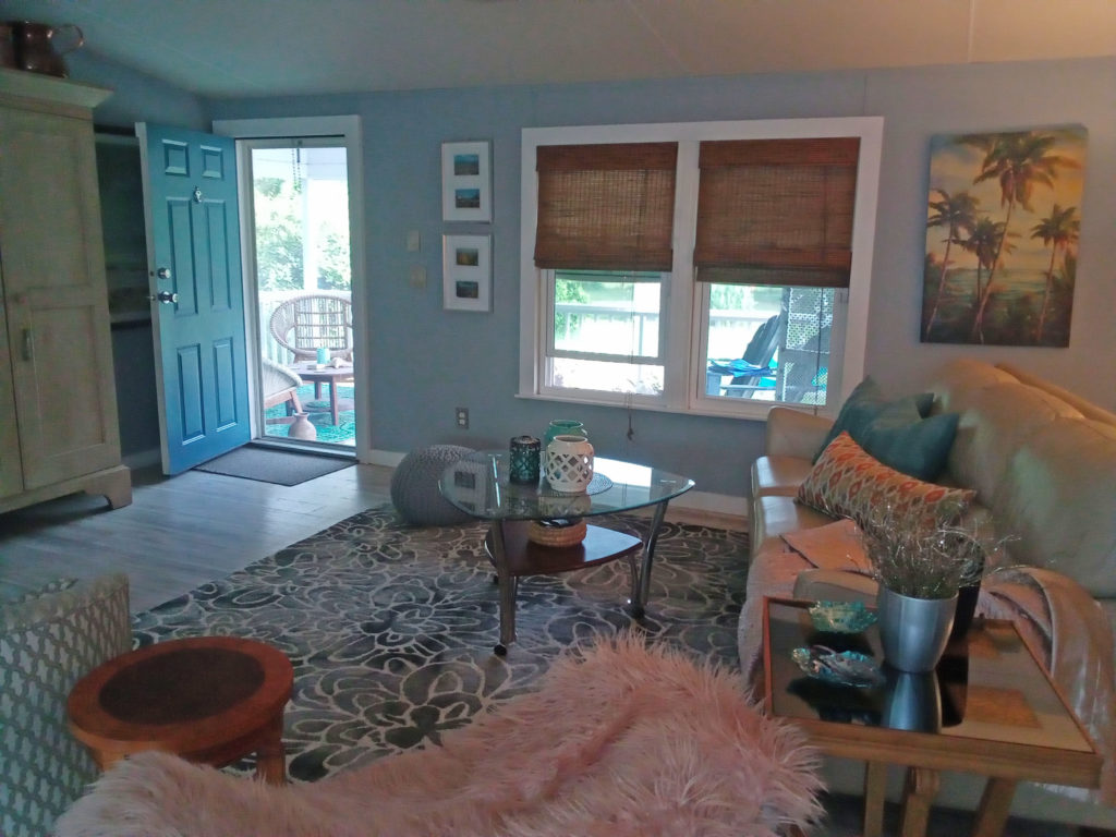 Fleetwood double wide remodel after photos
