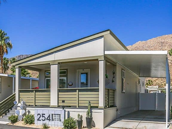 2018 manufactured home single wide in ca w mid mod decor00001