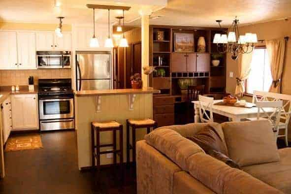 25 mobile home decorating ideas