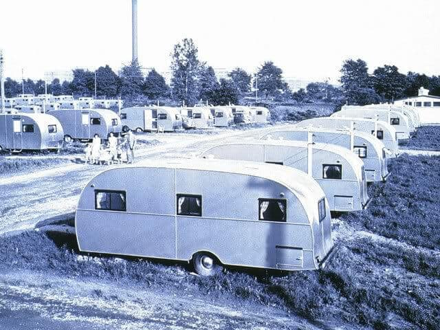 A History of American Trailer Parks