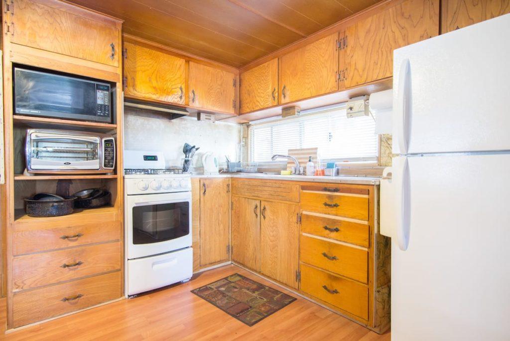 60s custom trailer kitchen 1