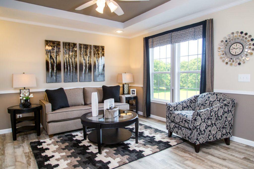 926 advantage plus living room