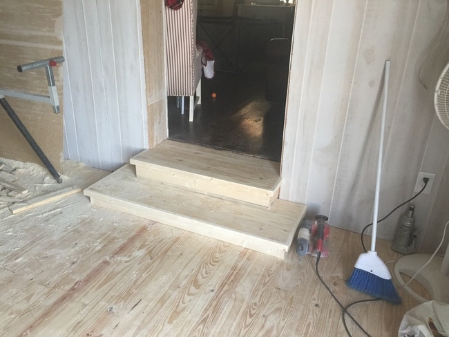 Building Mobile Home Additions 1