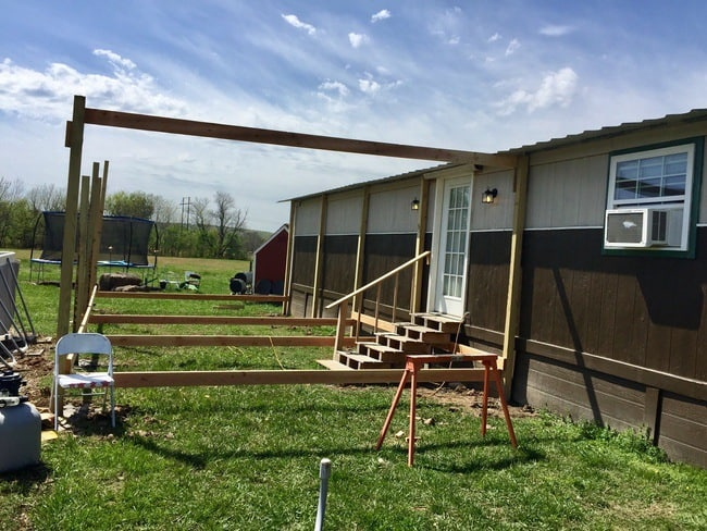 Amazing Before and After Mobile Home Remodel42