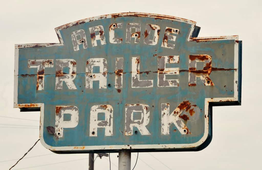Arcade trailer park