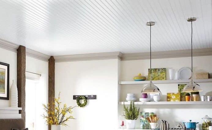 10 Most Popular Materials to Replace Your Mobile Home Ceiling 1