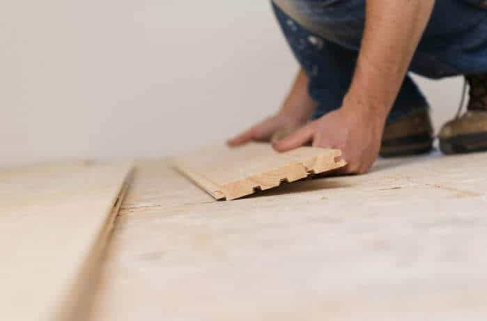 Ask an Expert Questions about Replacing Floors in Mobile Homes -can you install real hardwood in mobile homes