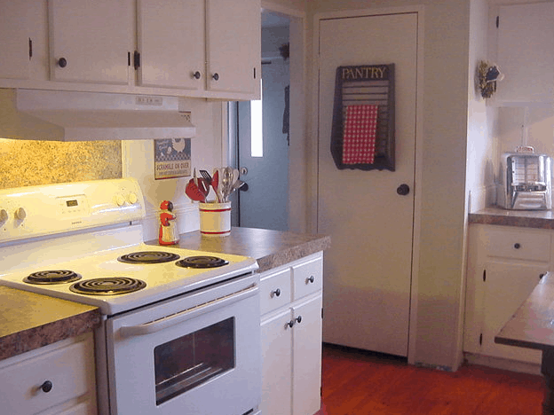 Teresa's Spectacular Double Wide Kitchen Makeover 4
