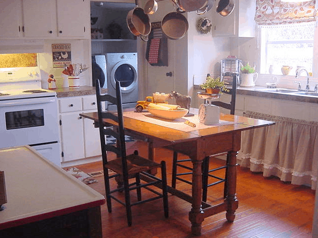 Teresa's Spectacular Double Wide Kitchen Makeover 7