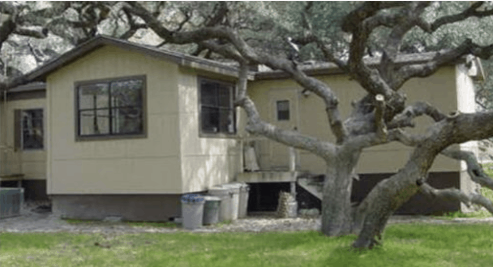 Awesome Texas Mobile Home Before Remodel