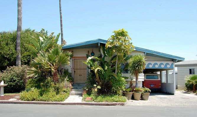 Beautiful california mobile home park 29