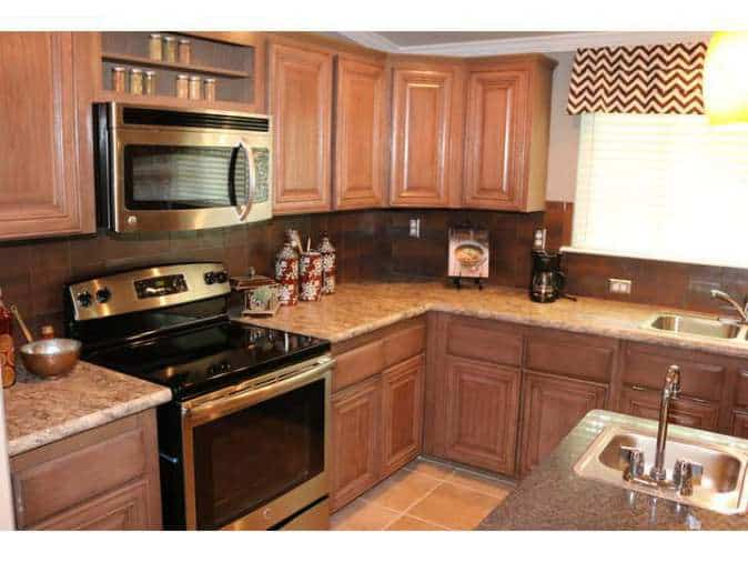 Casa grande kitchen cabinets