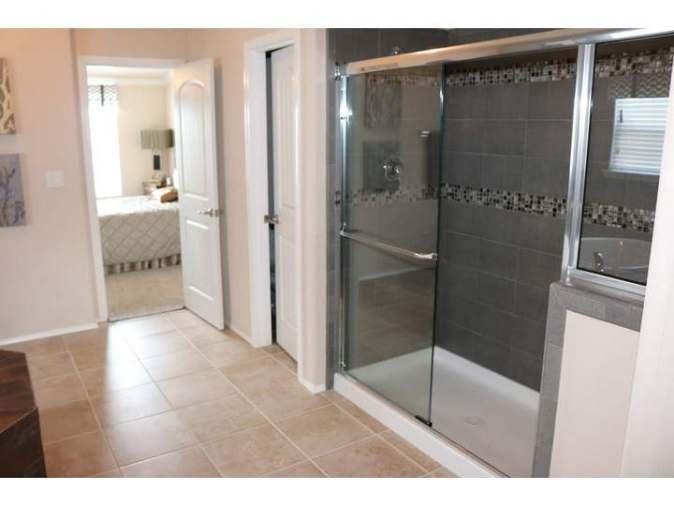 Casa grande master shower
