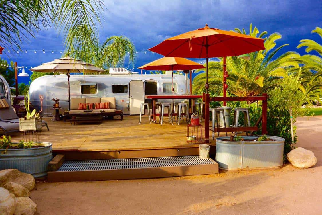 Cool Airstream Getaways