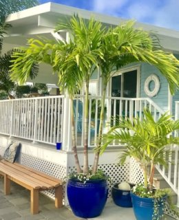 Coastal double wide mobile home remode
