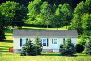 Double Wide Manufactured Home Premium