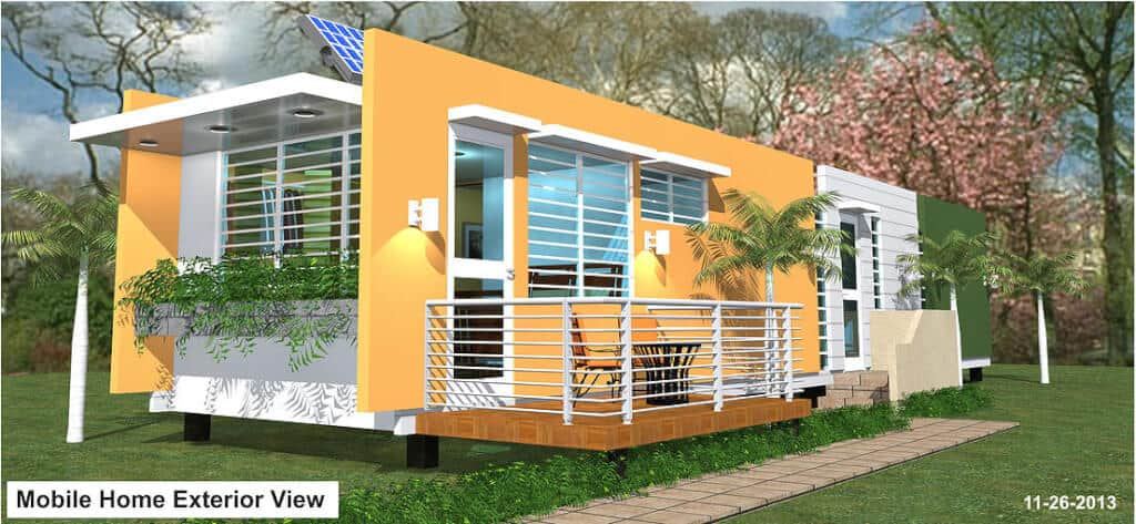 Evergreen Eco Homes: The Manufactured Home of the Future?