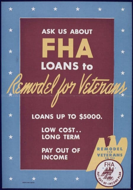 Ways to finance a manufactured home remodel- fha remodels for veterans - copy