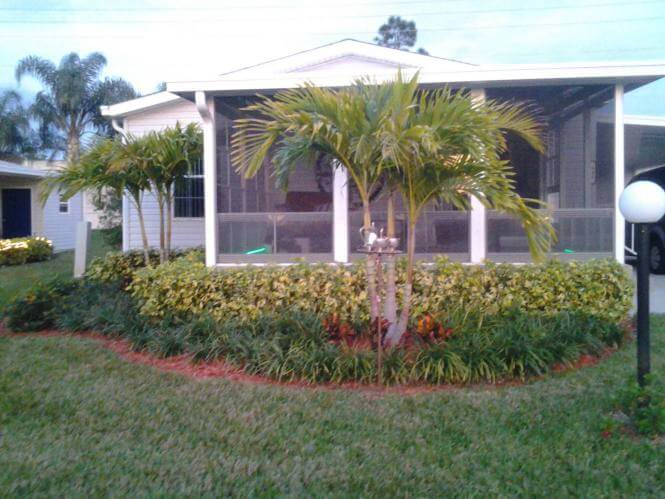 Florida Double Wide Shines Bright