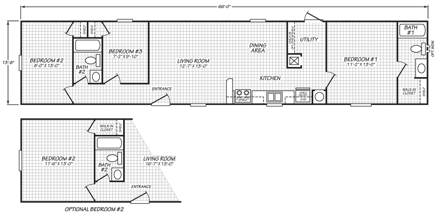Fox creek floor plan