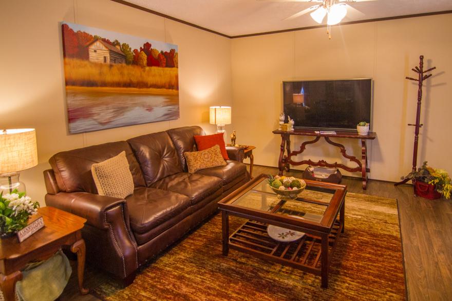 Fox creek living room