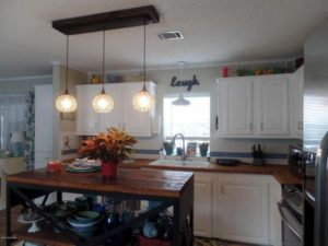 Gorgeous Double Wide interiors -kitchens 3