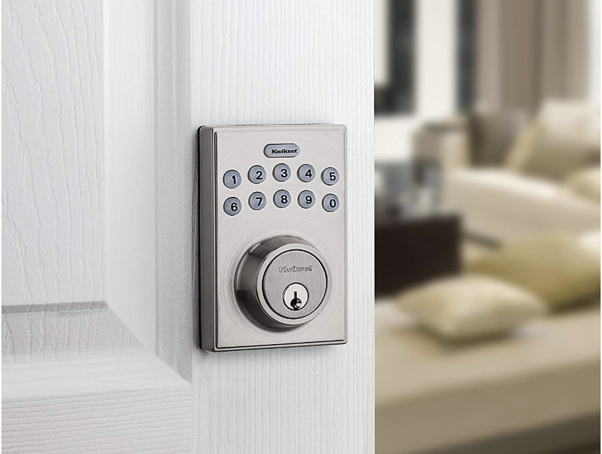 Kwikset Contemporary Electronic Keypad