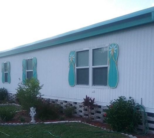flip flop mobile home