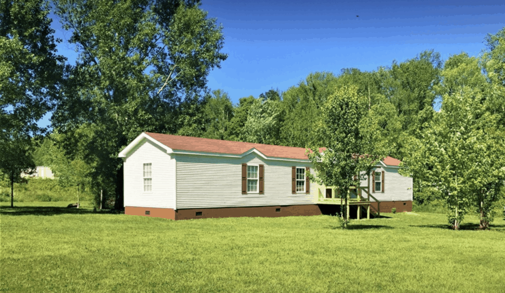 Landscaping design ideas for mobile homes single wide for sale in lumberton nc erica turner 2