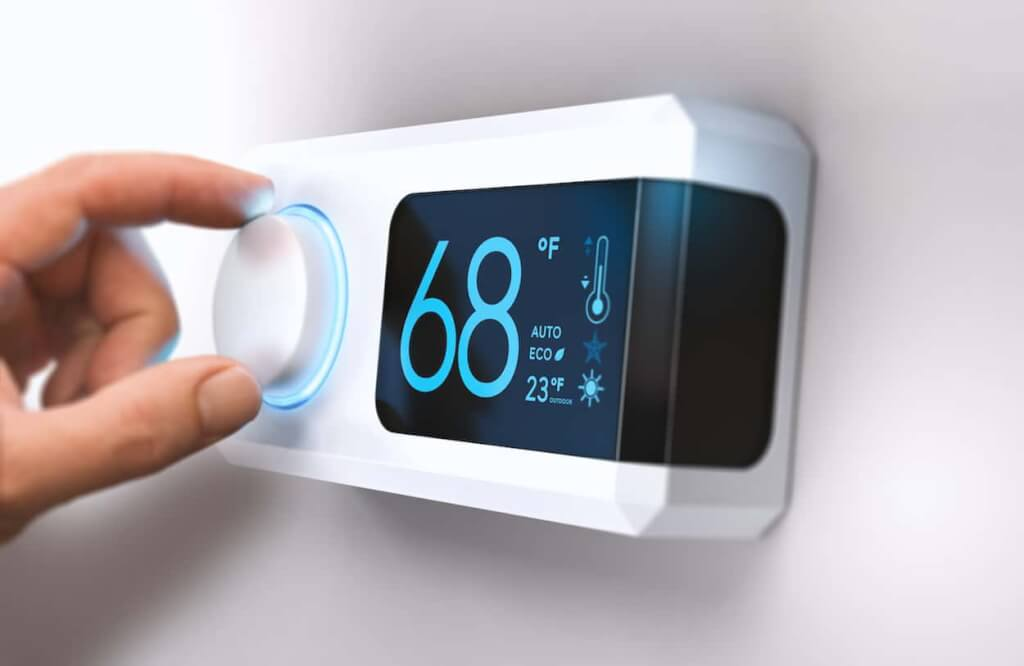Thermostat, Home Energy Saving
