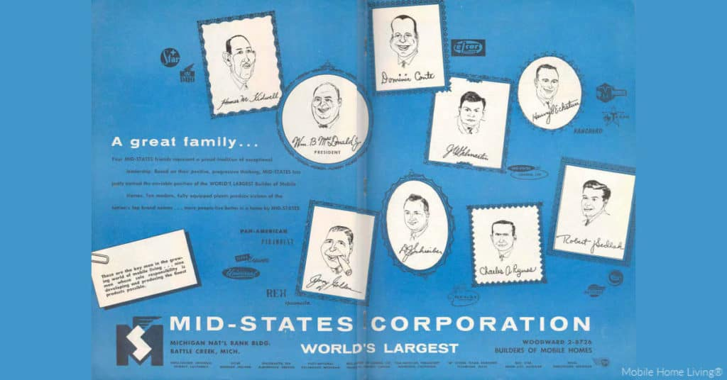 Mid States Corporation Leaders