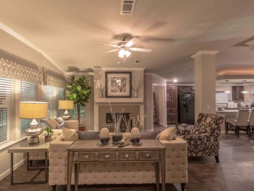 Palm Harbors La Belle Living Room 1