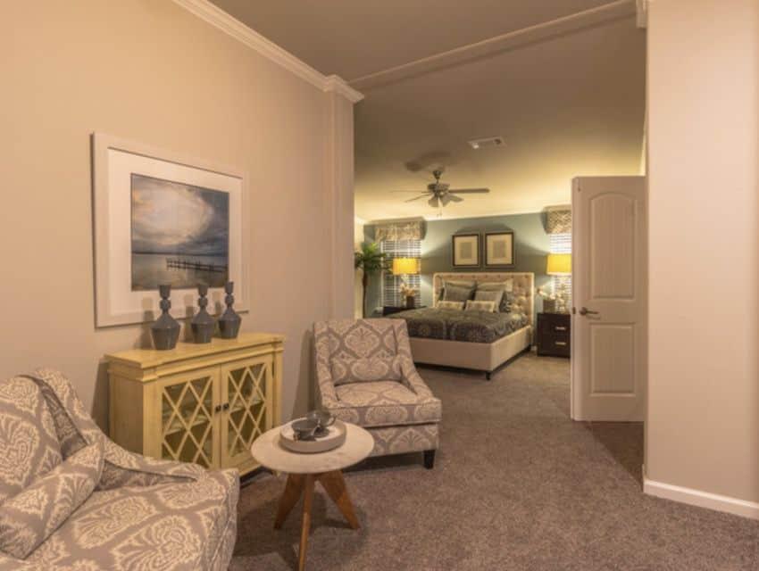 Palm Harbors La Belle Master Bedroom Suite